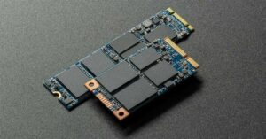 SSD with 176-layer 3D NAND memories: more speed and capacity