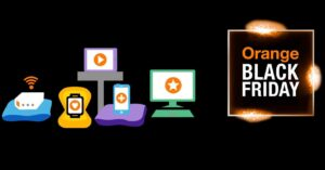 Orange Black Friday 2020: offers, discounts and promotions