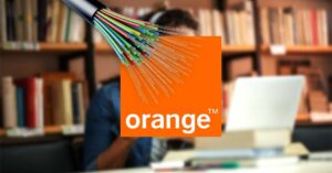 New 600 mega fiber offer from Orange