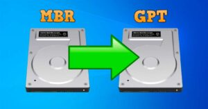 How to Convert MBR Disk to GPT on Windows 10…