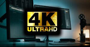 Buy 4K or Full HD monitor: Differences, characteristics, advantages