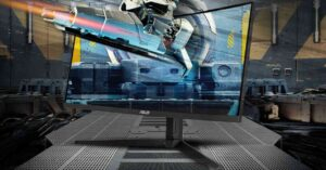 ASUS TUF Gaming VG34VQL1B, Specifications and Features