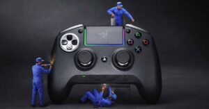 The best Razer controller to use with PS5 and PS4…