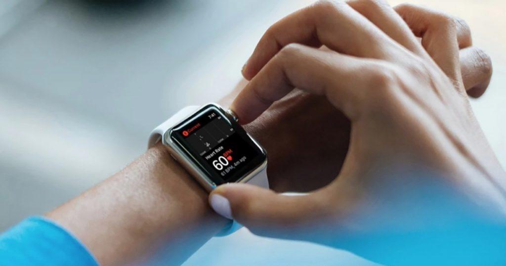 Apple Watch Heartbeats