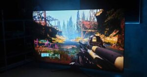 Why does an OLED monitor cost so much more than…