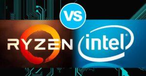 AMD vs Intel processor sales statistics: week 48