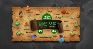 Versus Gamers Black Friday deals: discounts and giveaways