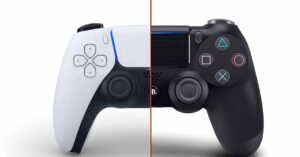 DualSense and DualShock 4 controls, characteristics and differences