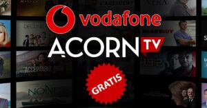 Acorn TV free for a month with Vodafone TV: how…
