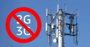 First country to ban the sale of 2G and 3G…