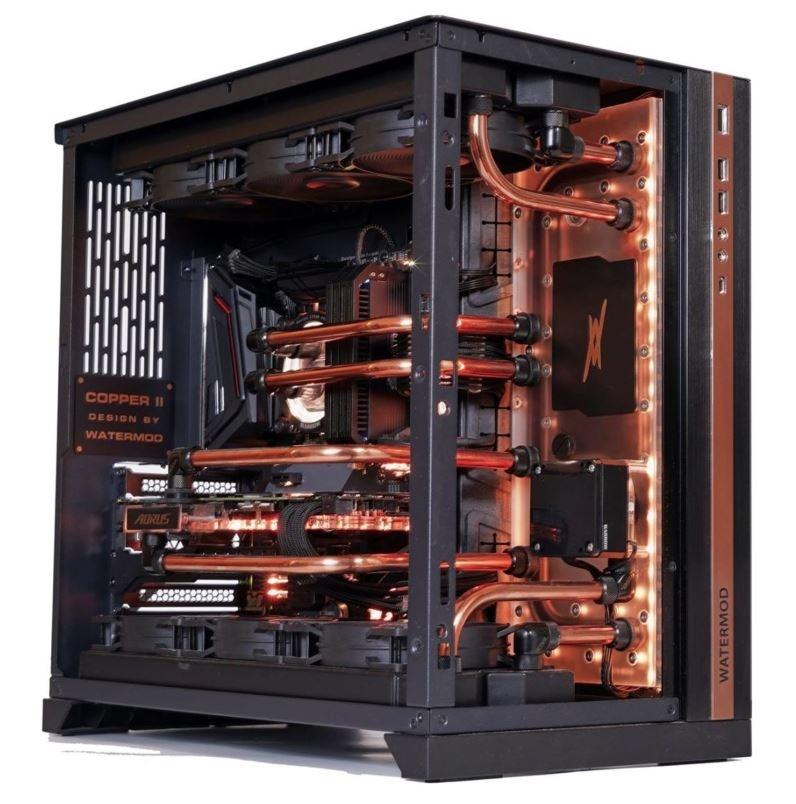 Copper in PC cases