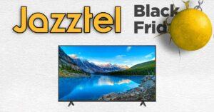Smart TV and Chromecast discounted on Jazztel Black Friday 2020