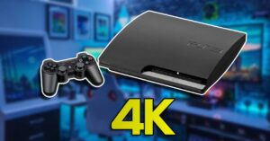 TLOU and GT5 work in 4K on PS3 console emulator…
