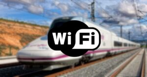 Wifi on the AVE and Renfe trains: price, speed and…