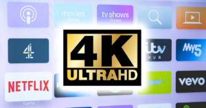 bitrate, 4K, HDR10, Dolby Vision …