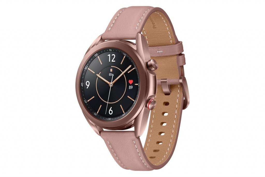 Samsung Galaxy Watch3 smartwatch strap