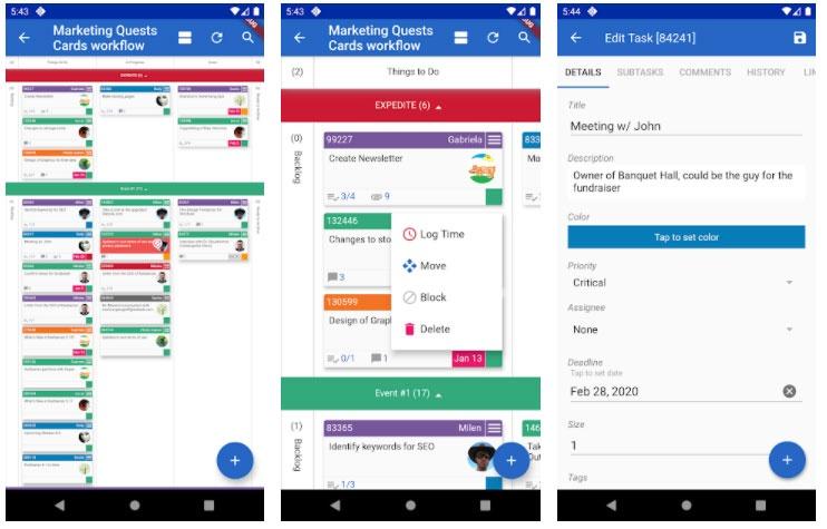 kanbanize apps similar to trello
