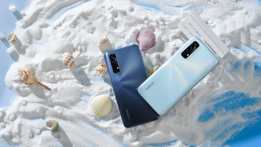 Realme 7 Pro phone