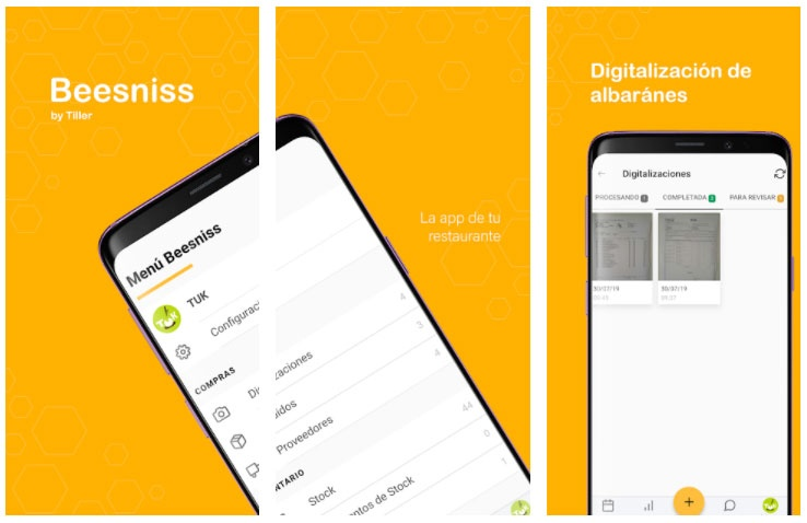 bessniss apps to manage restaurant