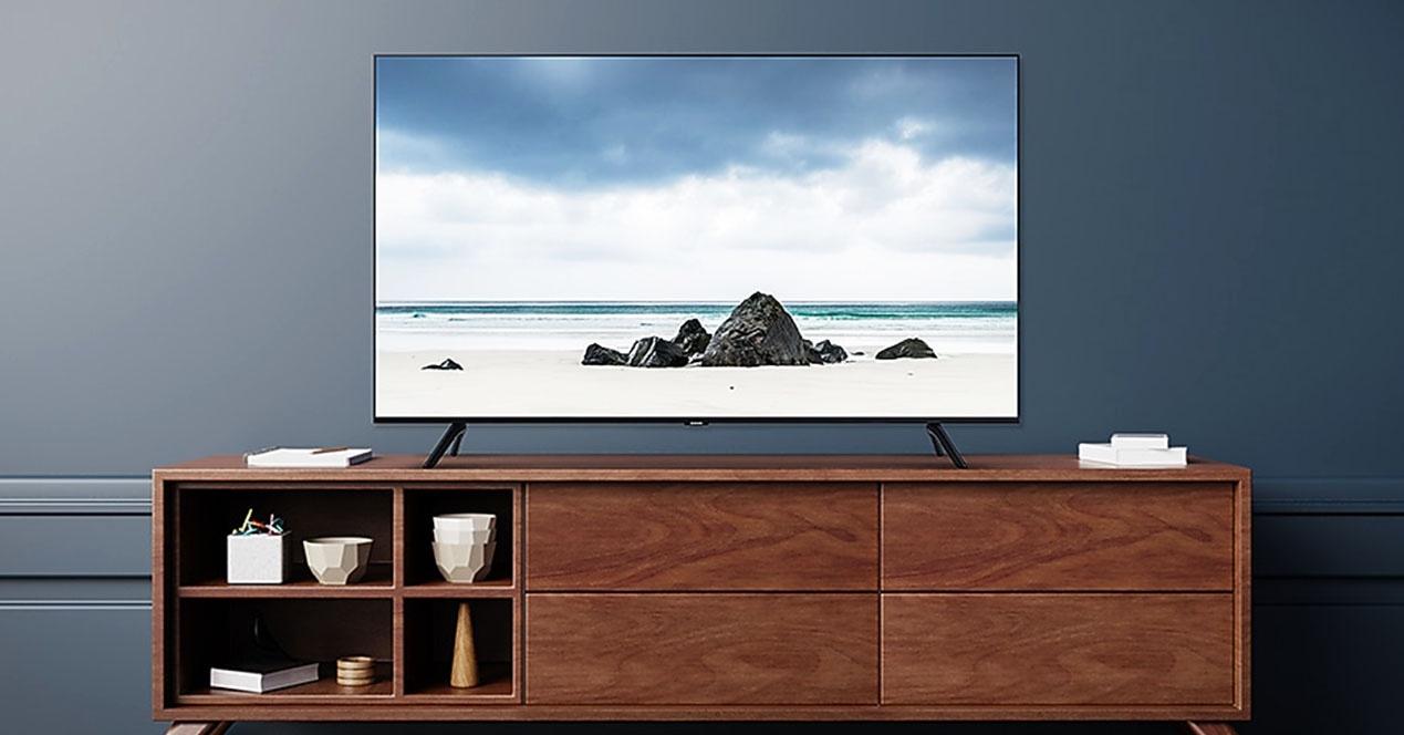 Samsung Crystal UHD 2020 TU8005