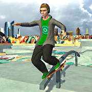 Skateboard FE3D 2 - Freestyle Extreme 3D