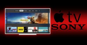 New Sony televisions join Apple TV