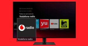 Vodafone Radio, new Vodafone TV application: list of stations