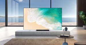 the new OLED Smart TV to compete with QLED