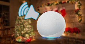 Voice commands for Amazon Echo and Alexa speakers at Christmas