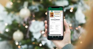 How to play the Christmas lottery from your mobile with…