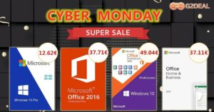 Discounts on Windows and Office