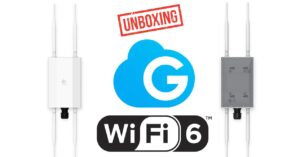 Unboxing and first impressions of this Wi-Fi 6 AP