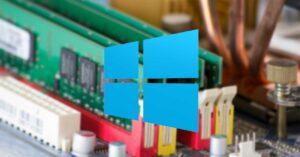 Save RAM memory – 3 tricks for Windows 10