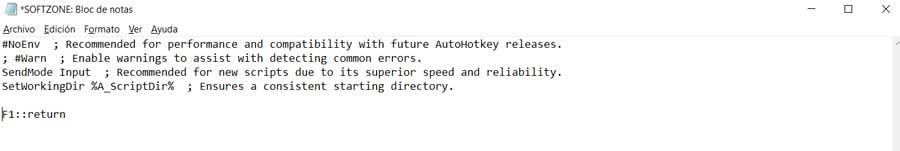 F1 script