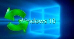 Windows 10 version 1903 automatic updates