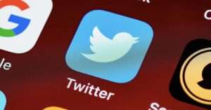 How to set security keys to log in to Twitter