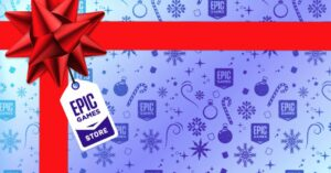 Free games for Christmas thanks to the Epic Store