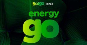 Energy Go, the brand to contract electricity with Yoigo