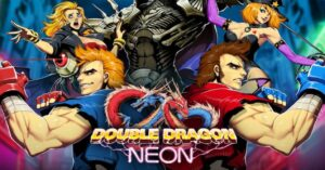 Double Dragon Neon for Nintendo Switch: release date