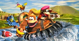 Donkey Kong Country 3 Now Available on Nintendo Switch Online