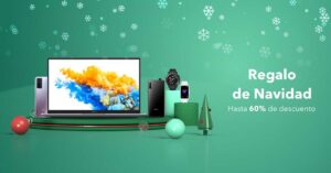 HONOR products ideal to give away during Christmas on sale