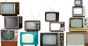 What is the history of television