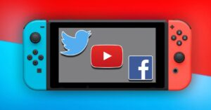 How to link social networks on the Nintendo Switch