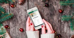 Websites to check Christmas lottery numbers