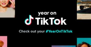 Year on TikTok, how to see annual summary of most…