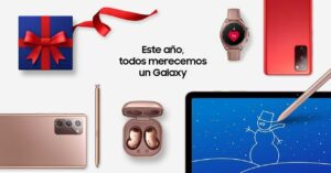 Samsung gives away tablets, TVs and more when buying its…