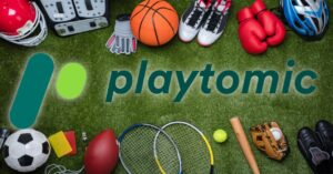 app to play paddle tennis, tennis, soccer and other sports