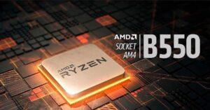 Best B550 motherboards for Ryzen CPUs