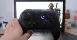 DualShock 4 vs Switch Pro Controller, comparison between both gamepads