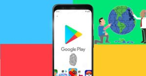 How to change the country of the Android store